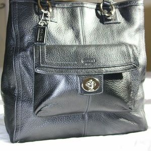 Coach Bags - COACH Penelope pebbled leather tote